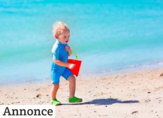 UV-tøj tager de farlige stråler