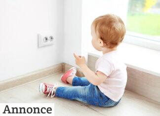 Pas på ledninger og stikkontakter