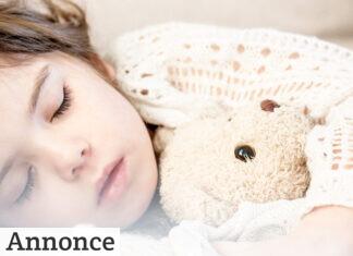 Sov godt med et rullegardin