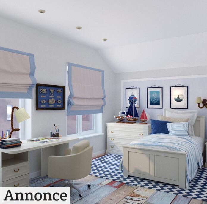 Skal junior have sit eget værelse i jeres nye hus_